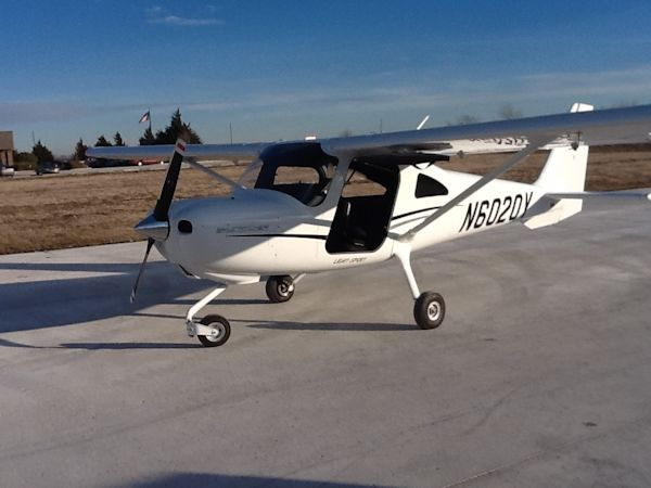 how to get a sports pilot certificate