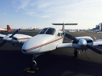 Seminole plane multi-engine rating best pilot training certification lancaster pa