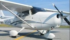 Glass panel rental aircraft