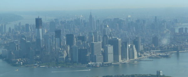 Best Flight School Pilot Instruction Top Pilot Training Lancaster - NYC Skyline