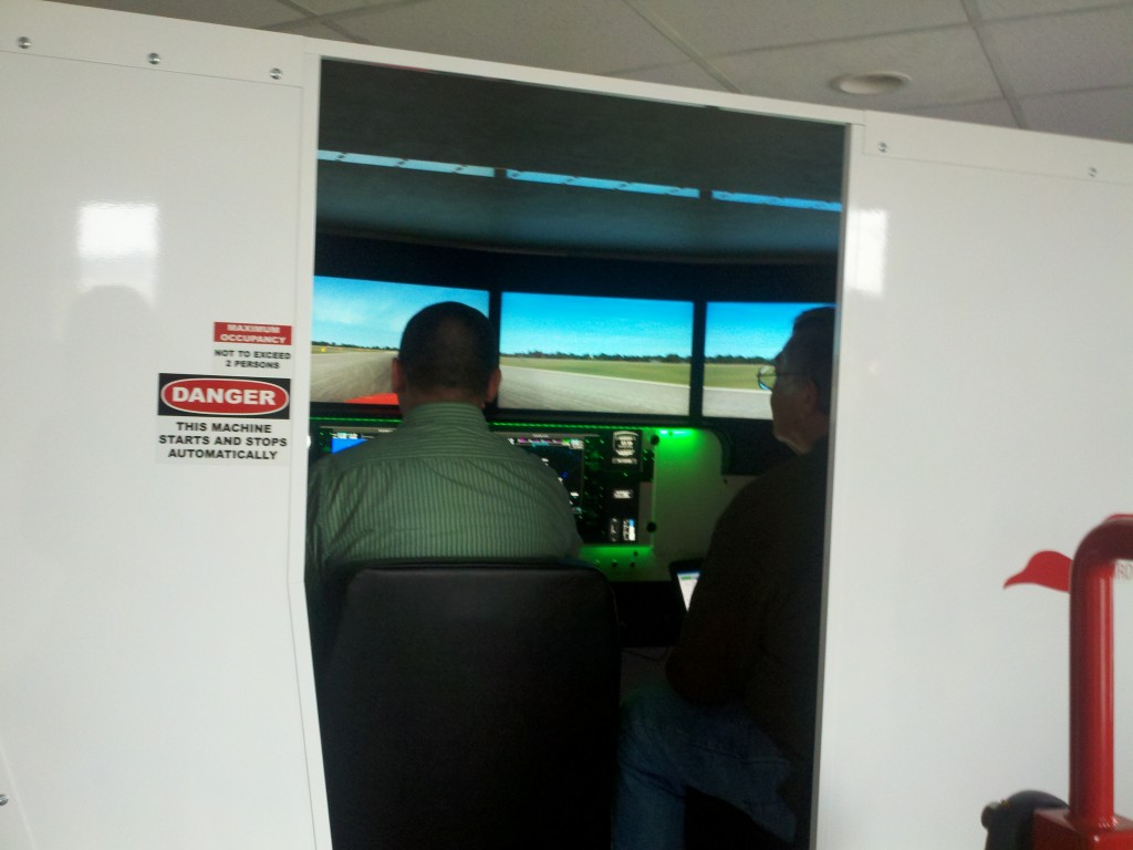 Flight Simulator Best Pilot Training Top Flight School Lancaster