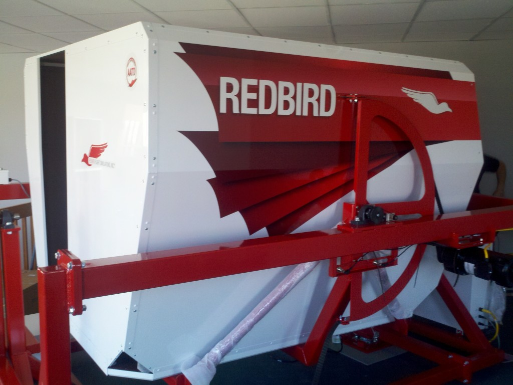 Best Flight School Lancaster PA Redbird Flight Simulator
