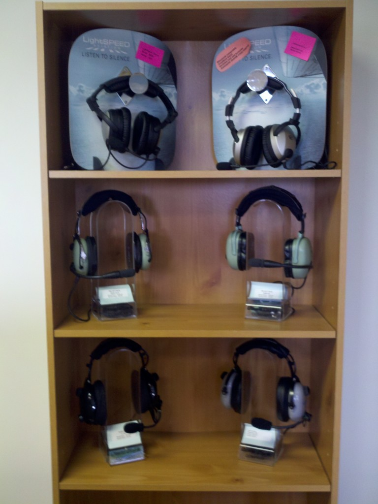 Top Flight Instruction Pilot Headset Lancaster PA